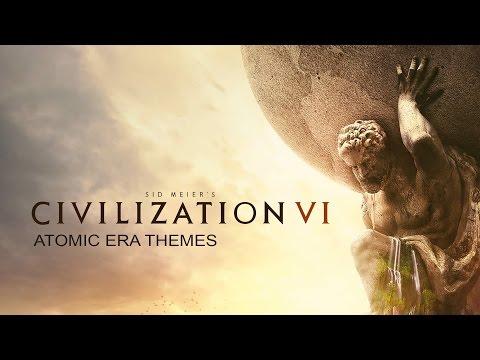 Civilization VI OST - All Atomic Era Themes