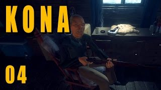 KONA [004] [Der Mann mit der Waffe] Let's Play Gameplay Deutsch German thumbnail