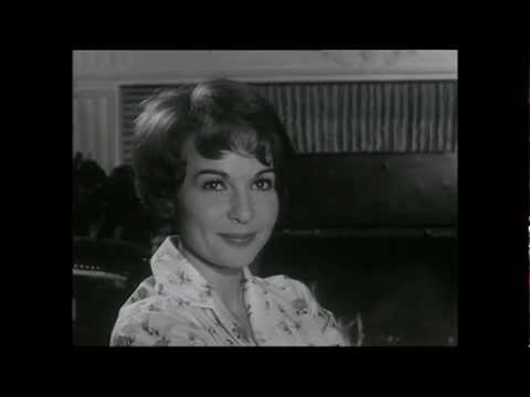Françoise Arnoul - Interview (1959)