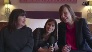 Le tac-au-tac festif de Nathalie Uffner, Myriam Leroy et Laurence Bibot