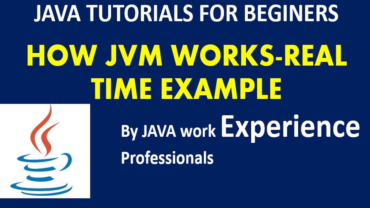 JAVA Tutorial for Beginners | How Java Virtual Machine