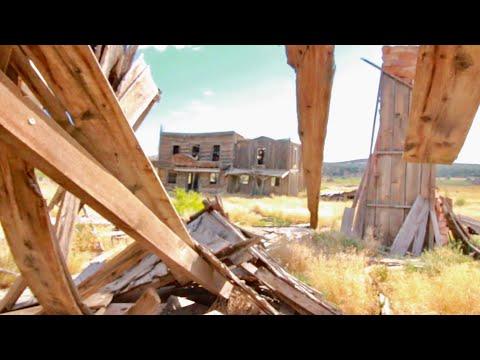 TDW 1880 - Abandoned Gunsmoke TV Show Town