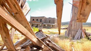 TDW 1880 - Abandoned Gunsmoke TV Show Town