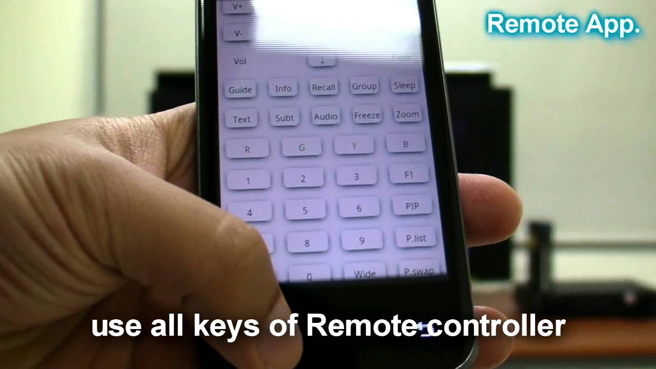 Perfect Stb Remote Youtube Keyboard Indihome Tv
