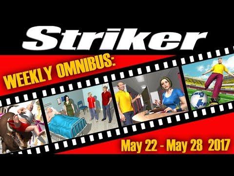 Striker 2017-148 Weekly Omnibus
