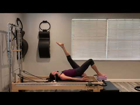 Abs, Glutes, and Thighs Oh My! Pilates Reformer Workout #17