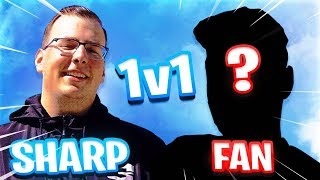 Baixar PLAYING AN OLD FAN IN A 1V1!!! 1v1 With Sharp #2