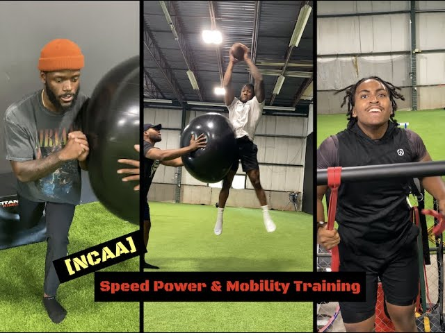 NCAA Speed Power & MobilityTraining