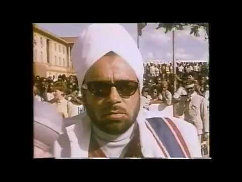 """JOGINDER SINGH """"FLYING SIKH""""-""""SIMBA WA KENYA"""" IN SAFARI RALLIES by Charanjeet"""