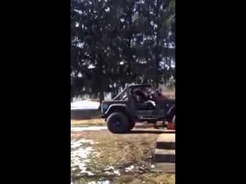 Jeep CJ7 AMC 401