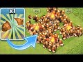 NEW ARMOR!! GIANT TROOP LVL 9 'Clash Of Clans' FREE GEM GIVEAWAY!