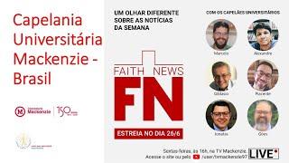 LIVE: Capelania Universitária Mackenzie - Brasil