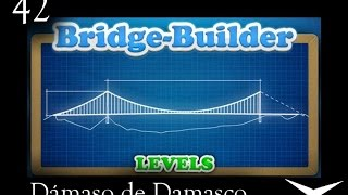 42-Constructor de puentes (Bridge Builder) // Gameplay Español