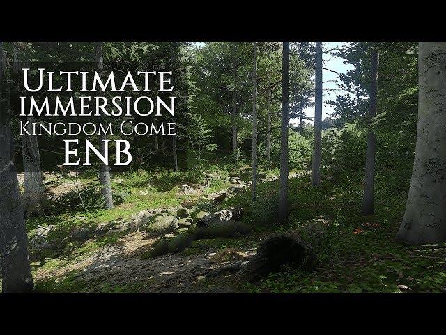 Kingdom Come Deliverance Ultimate Immersion Photorealistic Mod