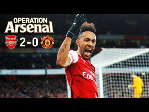 ARSENAL 2-0 MAN UTD - TOTTENHAM WE'RE COMING FOR YOU!