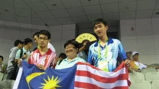 HD Foo Dunley(Malaysia) vs Japan at Nanjing games 2013