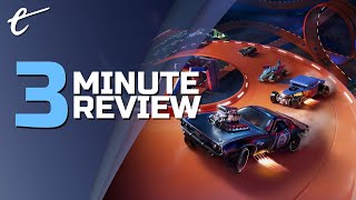 Hot Wheels Unleashed | Review in 3 Minutes (Video Game Video Review)