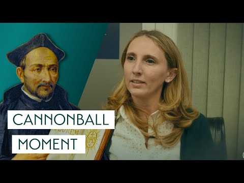 Cannonball Maria Orozco - Do not be afraid!