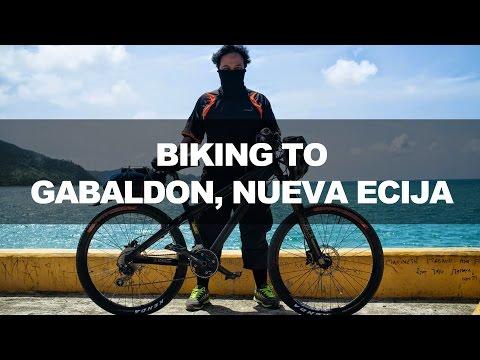 Biking to Gabaldon, Nueva Ecija