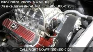 1965 Pontiac Lemans  for sale in Nationwide, NC 27603 at Cla #VNclassics