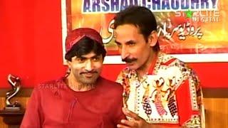 Best of Iftekhar Thakur and Sajan Abbas Full Comedy Funny Clip