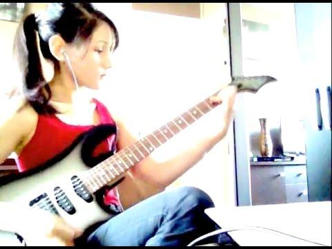 Escape the Fate - You Are So Beautiful (Guitar cover)