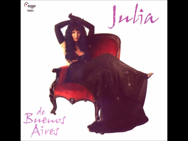 Julia Zenko - Julia de Buenos Aires   (1998)