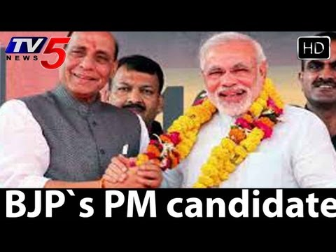 world media Comments On Narendra Modi as BJP`s PM candidate -  TV5