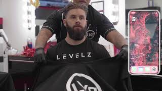 Levelz Barbershop Ryan