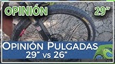 26 Full Suspension Vs 29er Hardtail 26 Versus 29 Inch Wheels Pov