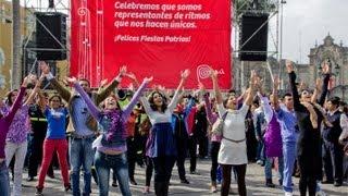 En estas Fiestas Patrias baila al ritmo de la Blanquirrocola
