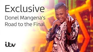 The Voice UK | Donel Mangena's Road to the Final! | ITV