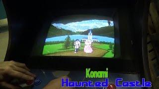 #777 Konami HAUNTED CASTLE & Bally Sente HAT TRICK & MINI GOLF! TNT Amusements