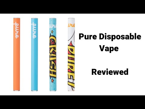 Pure One Paris OG Review!!!! - YouTube