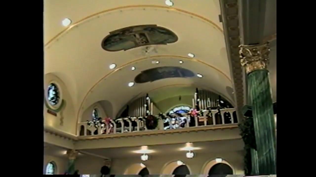 St. Patrick's Mass  12-24-99