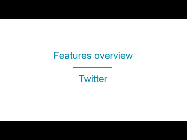 Apprikator.com Features Twitter