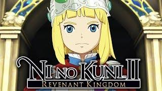 NI NO KUNI 2 - THE REVENANT KINGDOM : QUANDO A AVENTURA COMEÇA! (PRÉVIA)