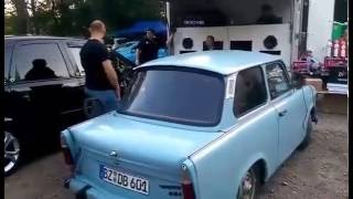 Opeltreffen Weißenfels ODM DB Drag 2016 Trabant 162,0DB Super Street 1-2