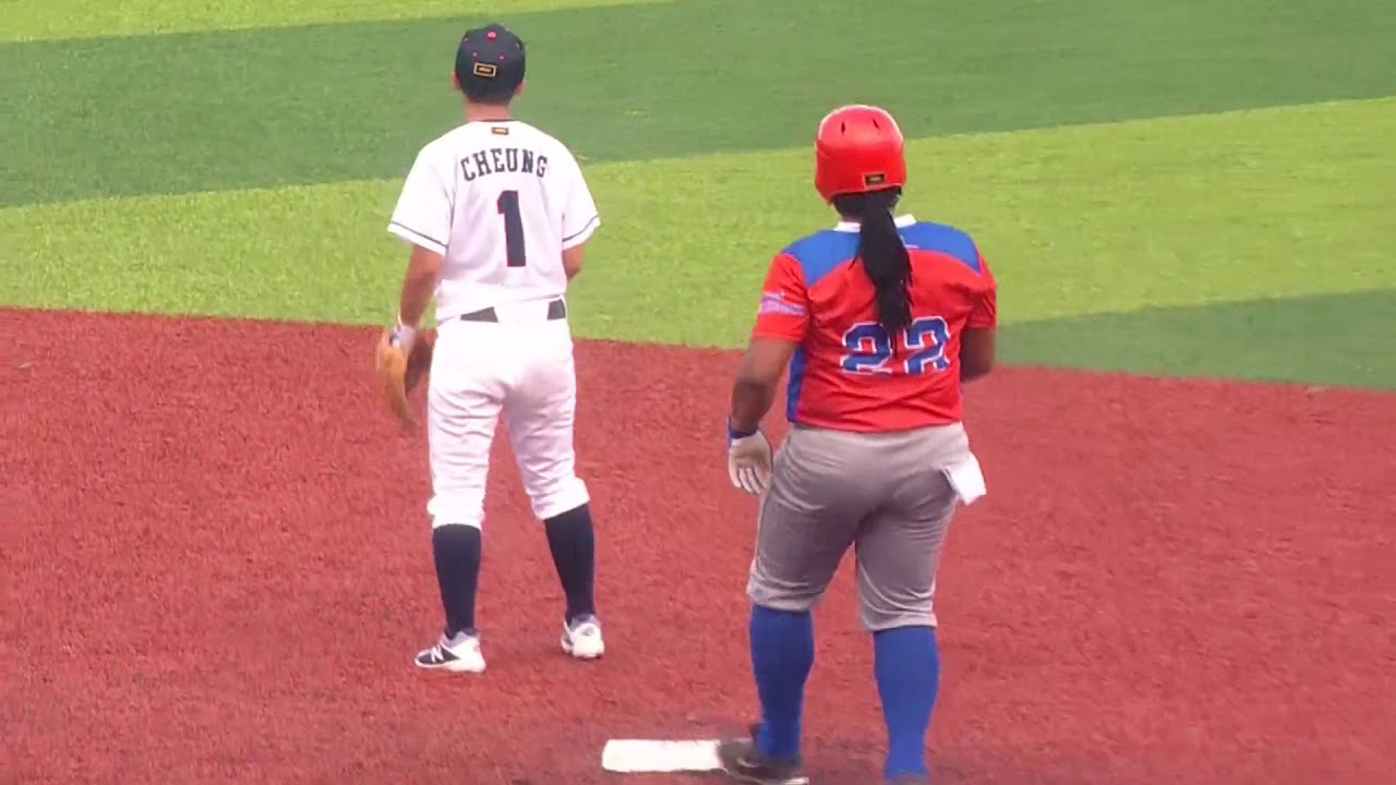 Highlights: Dominican Rep. v Hong Kong - Women's Baseball World Cup 2018