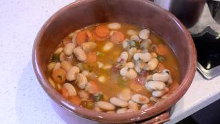 "Greek Style Butter Beans ""Γίγαντες"""