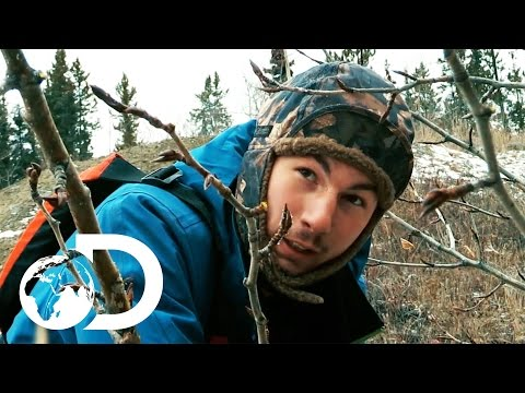 Parker Can't Handle the Hunger | Gold Rush: Parker's Trail, Tuesdays @ 9pm | Discovery UK