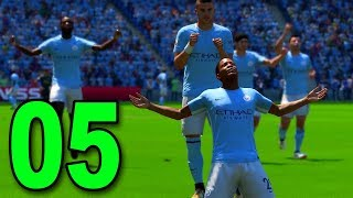 FIFA 18 The Journey 2 - Part 5 - THE HAT TRICK!