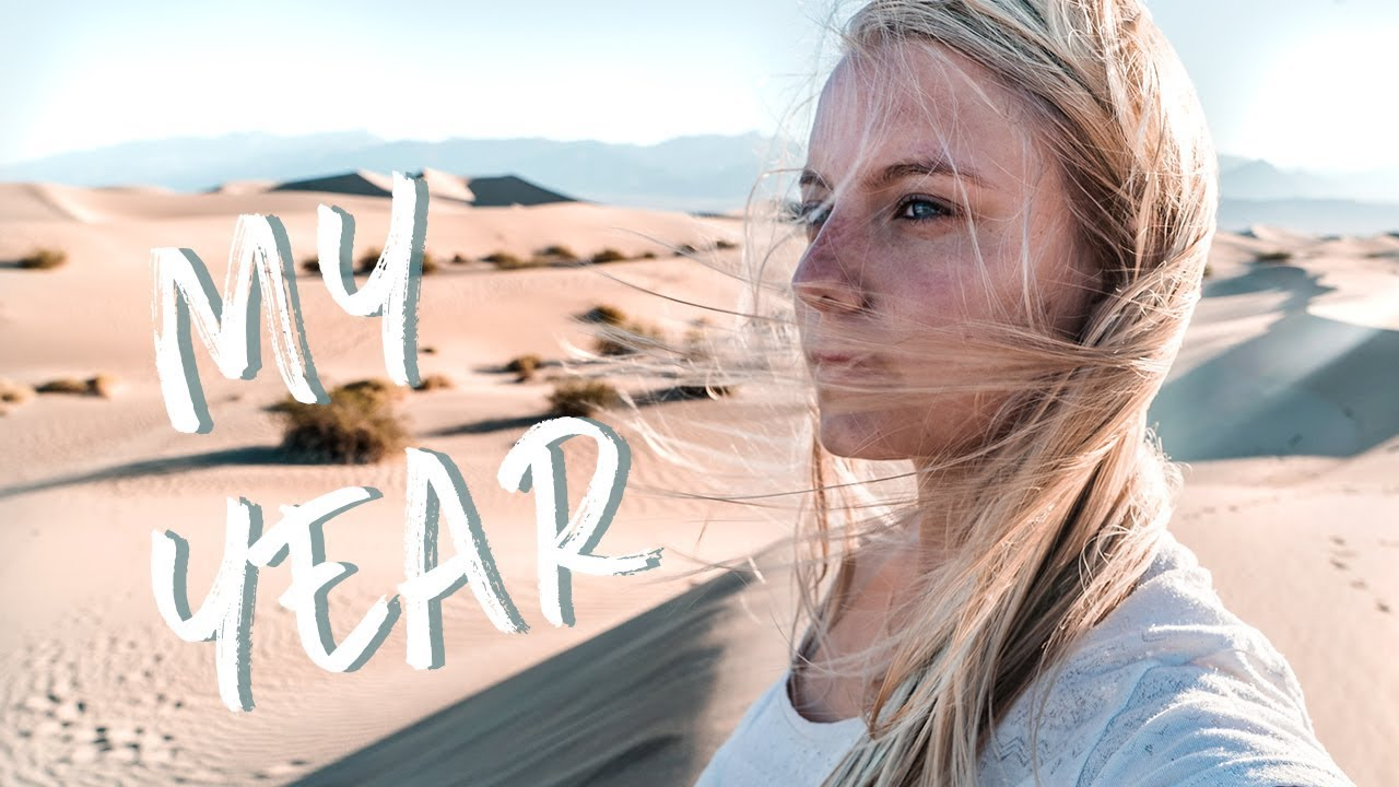 MY TRAVELS 2017 | Go where your dreams take you