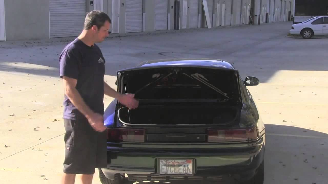 """convert car to electric"""" - how to convert gasoline to electric car"""