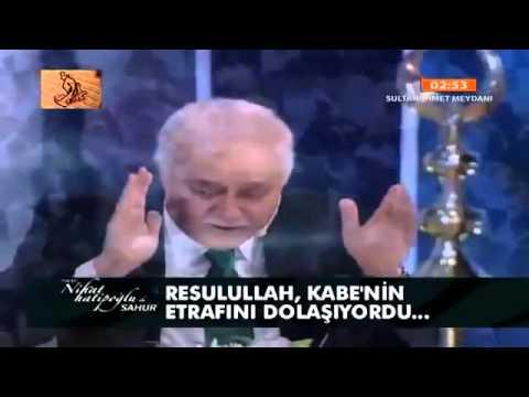 Nihat Hatipoglu Sahur Veda Haccı (07.08.2013)