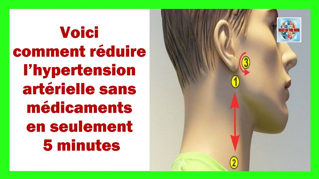 voici comment r duire l hypertension art rielle sans m dicaments en seulement 5 minutes youtube. Black Bedroom Furniture Sets. Home Design Ideas