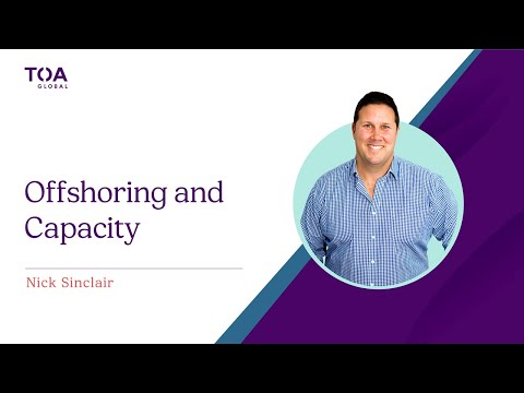 Offshoring and Capacity