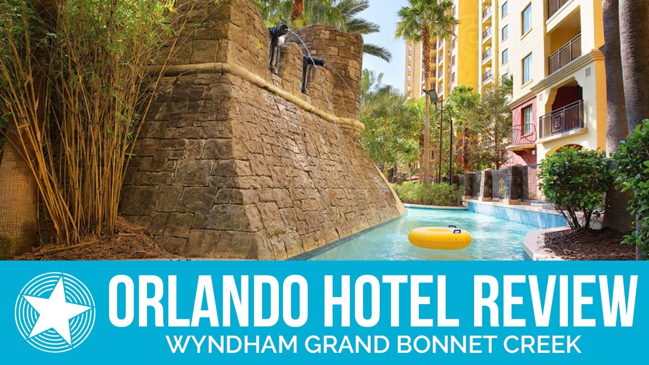 Best Kitchen Gallery: Full Walkthrough Wyndham Grand Bon Creek Resort Hotel Review of Wyndham Grand Orlando Resort Bonnet Creek Pool on rachelxblog.com