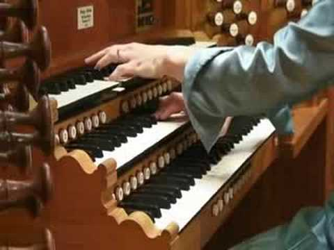 Pipe Organ Music - Londonderry Air (Danny Boy) - Alena Hall