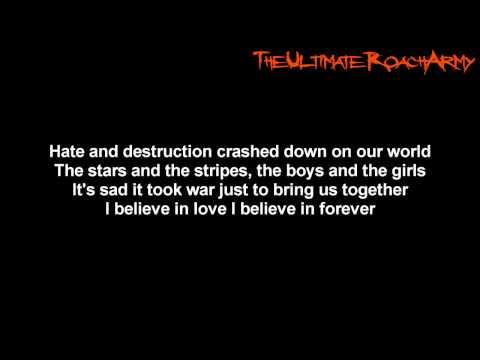 Papa Roach - Lovehatetragedy {Lyrics on screen} HD
